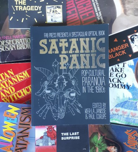 satanic panic pop-cultural paranoiain the 1980s