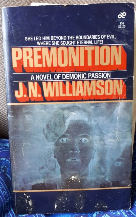 premonition j. n. williamson