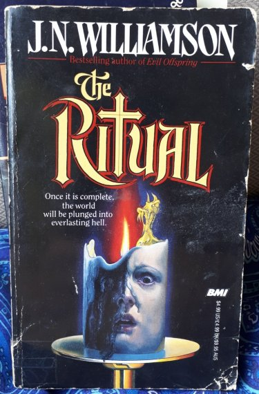 the ritual j. n. williamson