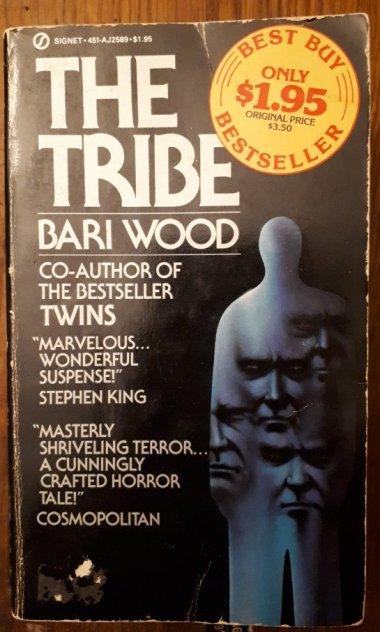the tribe bari wood