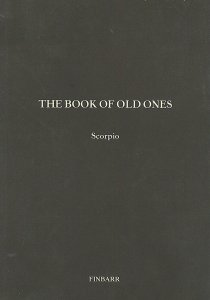 the book of old ones - scorpio