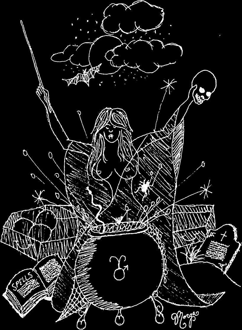 ewaz witch