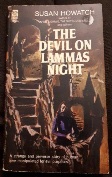 susan howatch the devil on lammas night