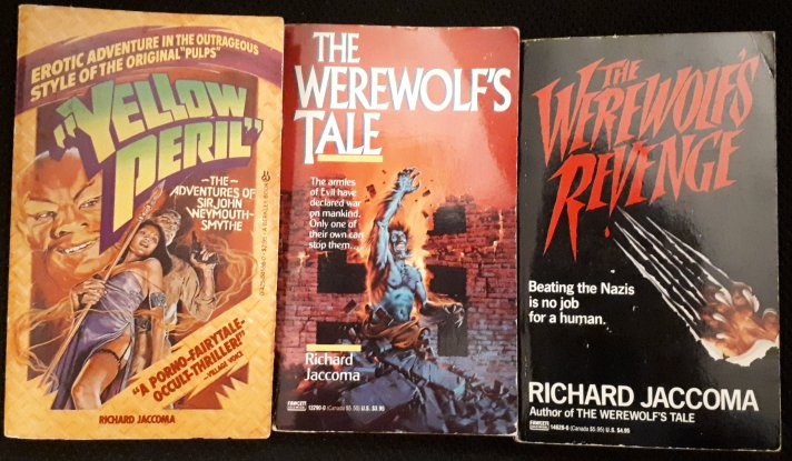 richard jaccoma werewolf trilogy