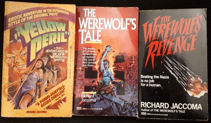 richard jaccoma werewolf trilogy