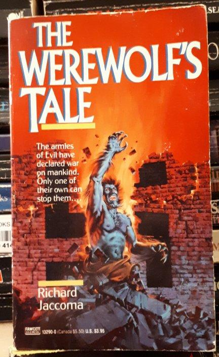 richard jaccoma werewolf's tale