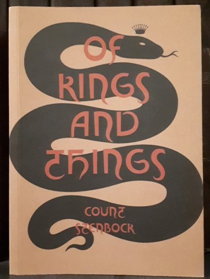 OF KINGS AND THINGS STENBOCK