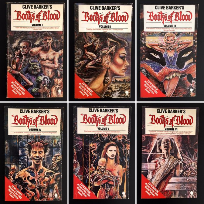 clive barker books of blood