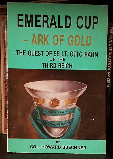 emerald cup - ark of gold howard buechner