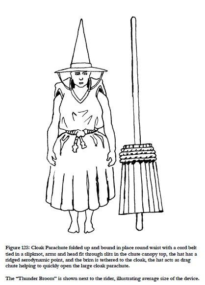 thunder broom