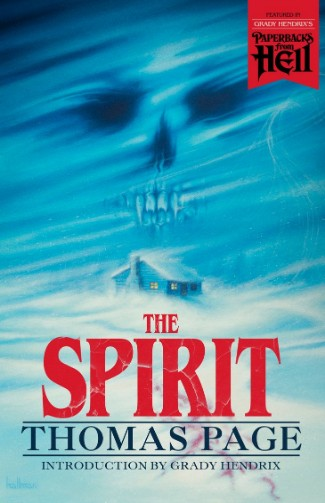 the spirit thomas page