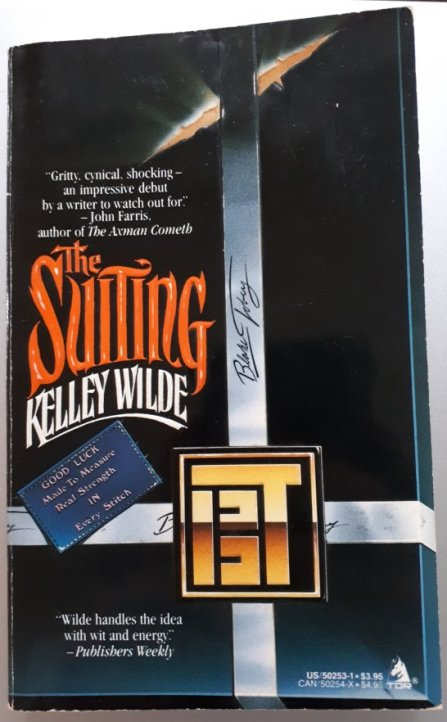 the suiting - kelley wilde